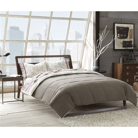 cannon comforters cannon down alternative comforter tan home bed