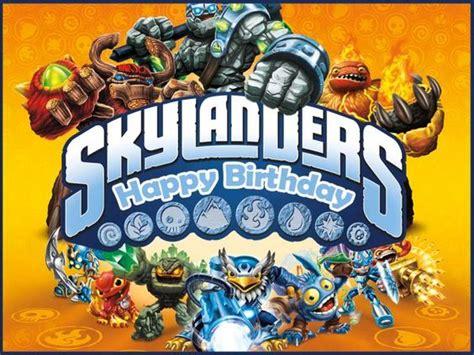 printable skylanders birthday banner need help for a skylanders birthday page 20 the dis