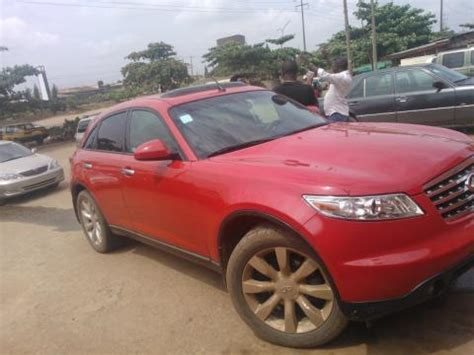 infiniti jeep 2005 a registered nissan infinity jeep fx45 for sale 2005 model