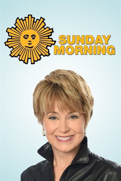 sunday morning show cbs news sunday morning tvmaze