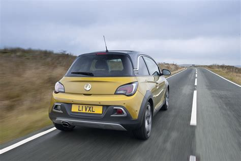 vauxhall adam rocks we drive vauxhall s new 1 0t adam adam rocks air