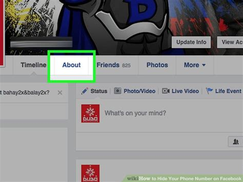 hide number 11 how to hide your phone number on facebook with pictures