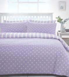 Linen Coverlet King Lilac Amp White Polka Dot Spot Discount Bedding Sets Bed