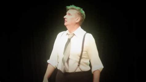Damian Callinan In Swing Man Melbourne International