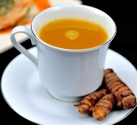 Jamu Kunyit Asam tips mengecilkan perut dengan ramuan kunyit asam