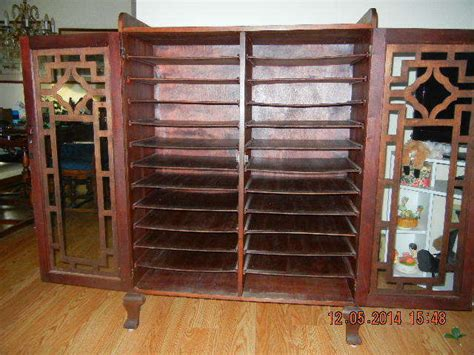player piano roll cabinet vintage player piano roll cabinet ebay