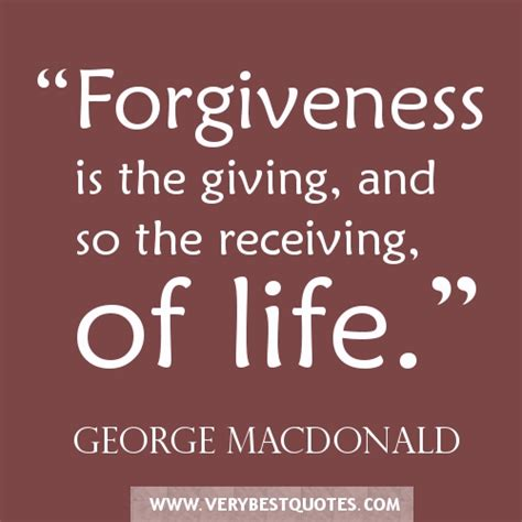 Forgiveness Quotes How To Give And Receive The Power Of | quotes about giving and receiving quotesgram