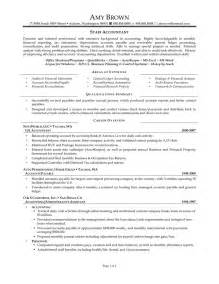 Staff Accountant Resume Sample Examples Of Resumes Best Resume Example 2017 With Regard