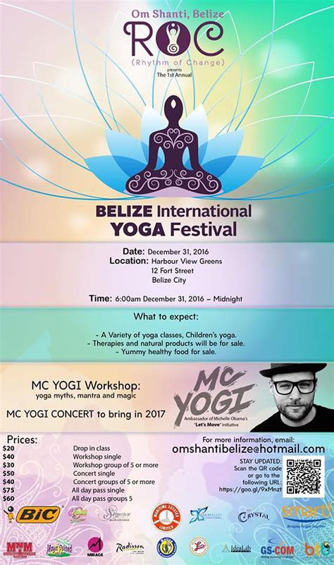 design love fest yoga belize travel calendar of events