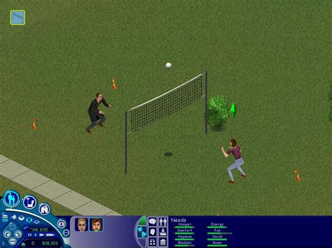 mod game volleyball the sims livin large standalone rip game addons