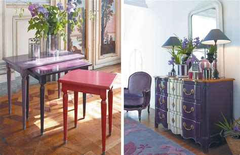 mobilier grange poti folosi ultra violet la decorarea casei la maison