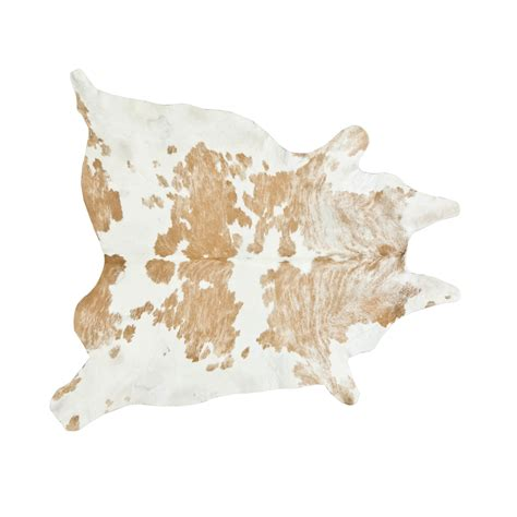Large White Cowhide Rug Southwest Rugs Large Beige And White Special Cowhide Rug