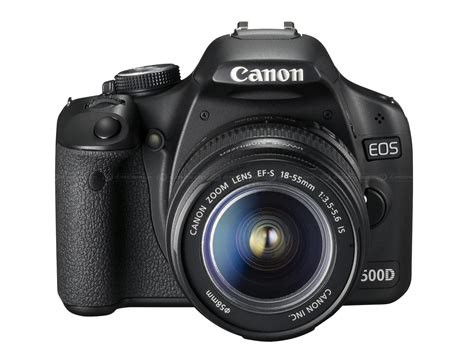 Kamera Canon Dslr Eos 500d canon unveils eos 500d rebel t1i dslr digital photography review