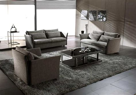 gray modern sofa set grey modern contemporary fabric sofa set vg vip sofas