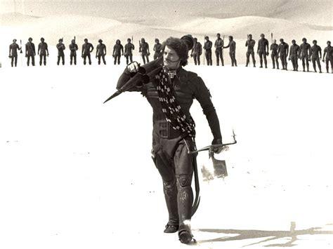 Dune The Sleeper Must Awaken by 1984 Dune Set Design Cinema The List