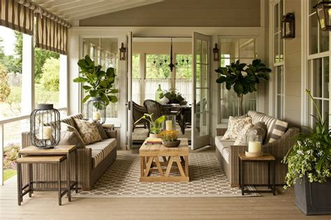 Decorated Sunrooms by 55 Front Verandah Ideas And Improvement Designs Renoguide