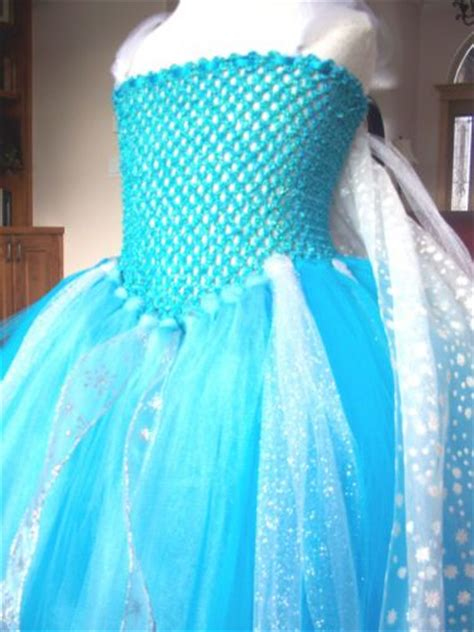 Elsa Costume Handmade - 196 best images about how to make tutus dresses on