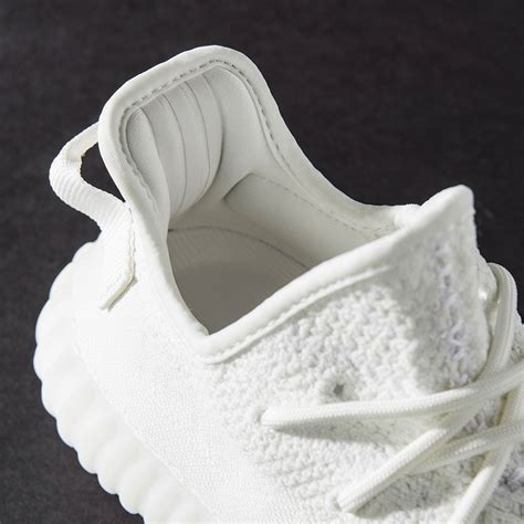 Adidas Yezzy Boost 350 V2 White 1 kick d out closer images of the adidas yeezy boost 350 v2 quot white quot the source