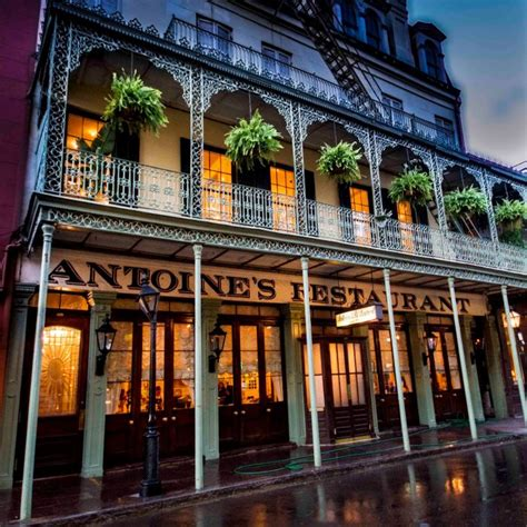 steak house new orleans 12 oldest restaurants in new orleans