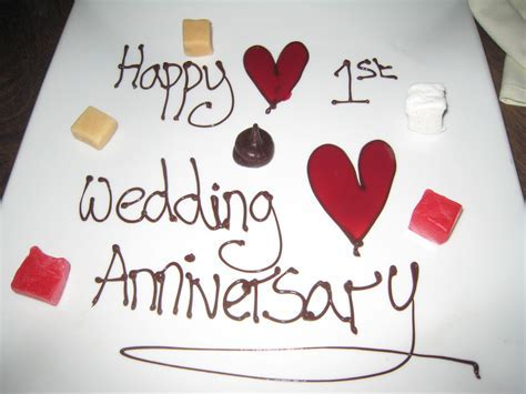Whimsical Wishes: Our First Wedding Anniversary