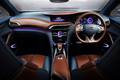 infiniti jeep interior 2019 infiniti qx70 interior features dashboard colors
