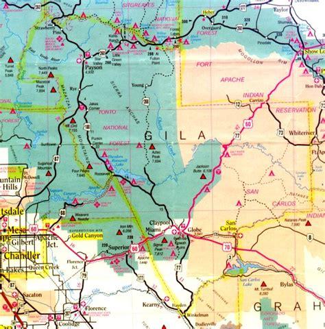 Gila County Search Gila County