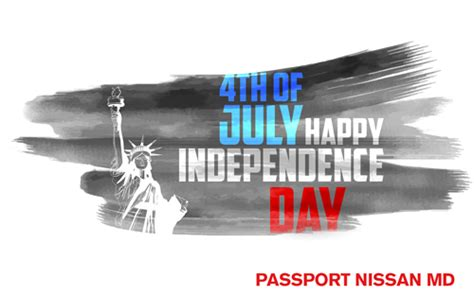 passport nissan md happy 4th of july from passport nissan md passport
