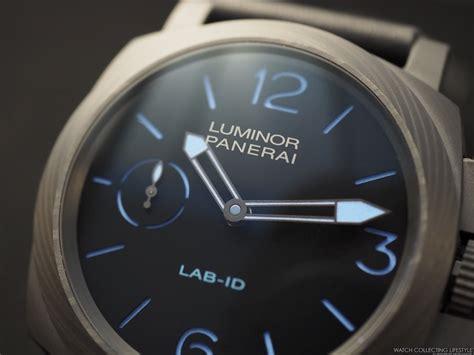 Panerai Lab Id Black Blue sihh 2017 panerai lab id luminor 1950 carbotech pam 700