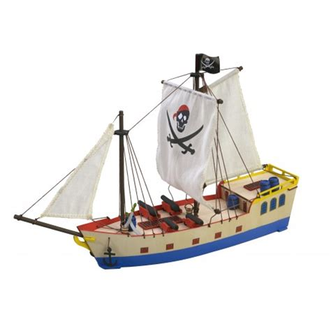 barco pirata juegos de contrucci 243 n maqueta en madera para ni 241 os del