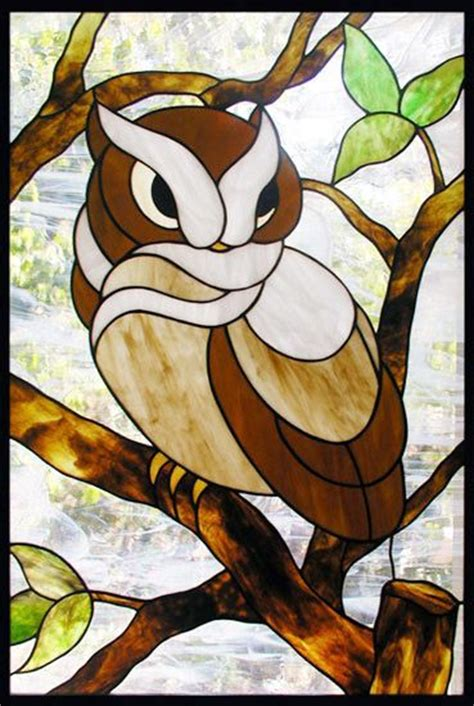 stained glass owl l 335 best images about stained glass on pinterest the