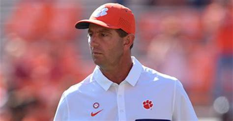 dabo swinney house poll hit us with your week 11 acc power rankings accsports com