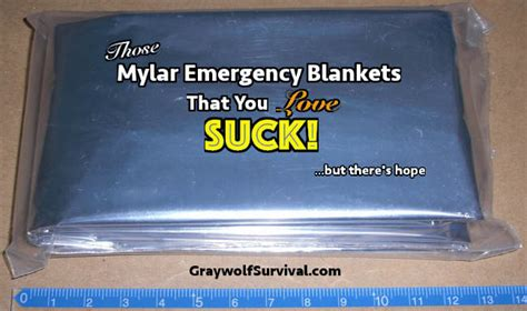 What Is A Mylar Blanket by The Mylar Emergency Blankets You But There S