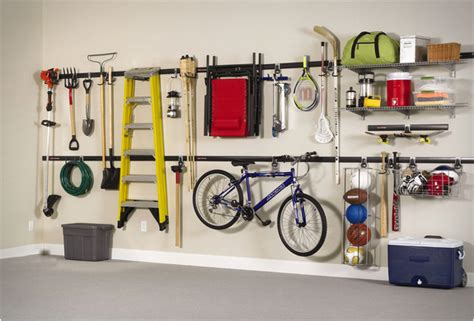 garage organisation ideas studio design gallery - Garage Organizing System
