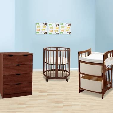 mini crib with dresser stokke sleepi 3 piece nursery set mini bundle crib 5