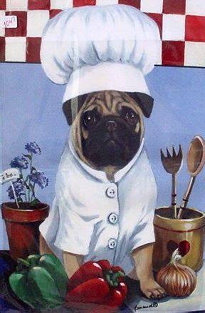 i need a pug chef pug i need this flag for the of pugs and maybe