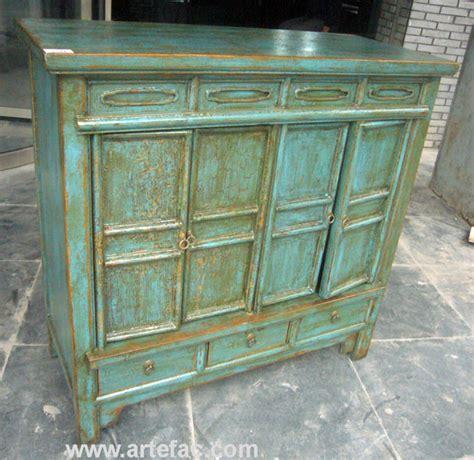 br v066 antique dresser with 4 doors 3 drawers