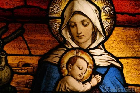 biography of mother mary of jesus the holy spirit the virgin birth and the genesis of