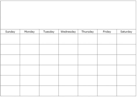 fill in calendar template monthly calendar to print and fill out free calendar