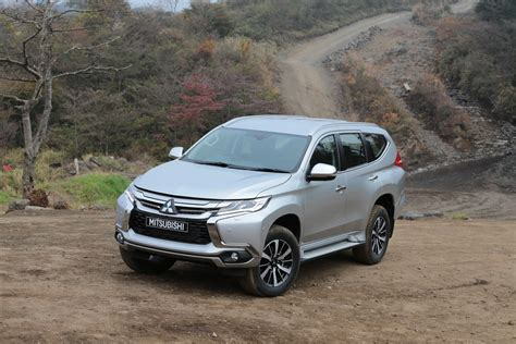 mitsubishi jeep 2016 2016 mitsubishi pajero sport review first drive