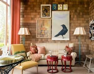vintage livingroom arty living rooms vacationing sense