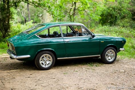 fiat 850 coupe sport primo the on going story of a green fiat 850 sport coup 233