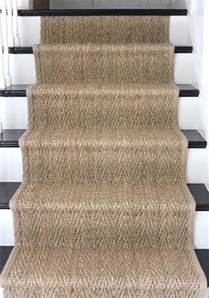 Rug Treads Stair Runners On A Budget