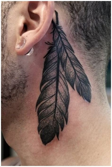 tattoo feather body 40 amazing feather tattoos you need on your body
