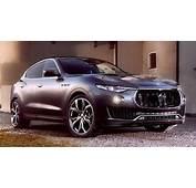 Novitecs First SUV Is A 500 Horsepower Maserati Levante