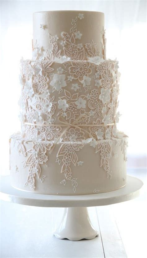 White Wedding Cake Pictures by 824 Best Images About Wedding Cakes On Painted