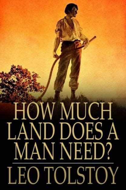 how much land does a man need by leo tolstoy paperback barnes noble 174