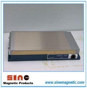 magnetic table for surface grinder china permanent magnetic chuck sucker surface grinder