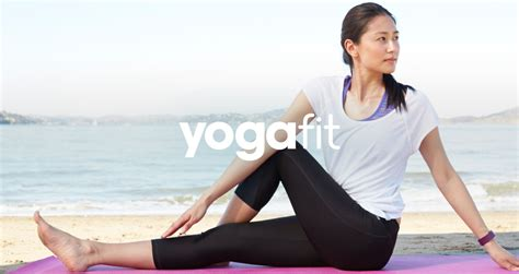 blogger yoga find a new fit yoga fitbit blog