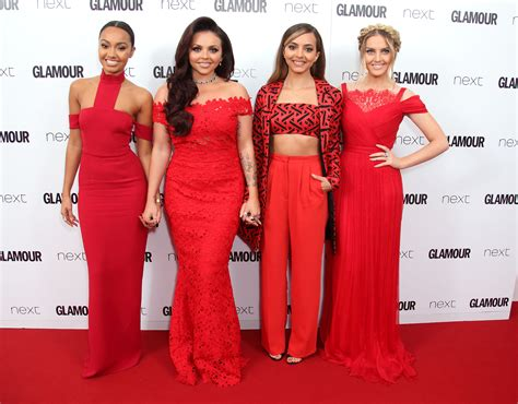 Glamour Sweepstakes - glamour style awards red carpet looks little mix nathan sykes more celebs twist