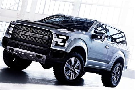 2019 Ford Concepts by Ford 2019 2020 Ford Ranger Usa Bronco Raptor Concept
